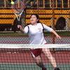 Dina Robles, first doubles, Lynn English.
