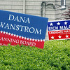 Campaign signs in Swampscott on Monday April 26, 2010. Item Photo/ Reba M. Saldanha