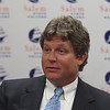 Ted Kennedy Jr during a press conference before speaking at Salem State College Tuesday April 27, 2010. Item Photo/ Reba M. Saldanha
