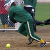 Lynn Classical's Jennie Erekson bats at Keaney Park in Lynn Wednesday April 28, 2010.  Item Photo/ Reba M. Saldanha