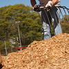 General Electric donated one thousand dollars worth of mulch for Gallagher Park.