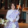Niki Nikolouzos, 6, at St. George's Church in Lynn Easter Sunday April 4, 2010. Item Pohot/ Reba M. Saldanha