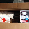 A disaster kit.