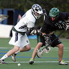Swampscott's and Lynn's battle it out at Salem State Thursday May 13, 2010. Item Photo/ Reba M. Saldanha