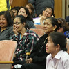 The City Council Chamber was half full on Saturday during Cambodian Community Day as members of the Cambodian Community heard from all sorts of city officials ranging Robert Stilian from the Parking Department to Police Chief Kevin Coppinger.