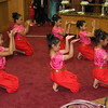 The Apsara Dance Troop provided a break in the action in the city council chambers on Cambodian Community Day by proving a dance for the flower.