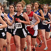 Girls two mile