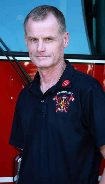 New Swampscott Fire Chief Kevin Thompson