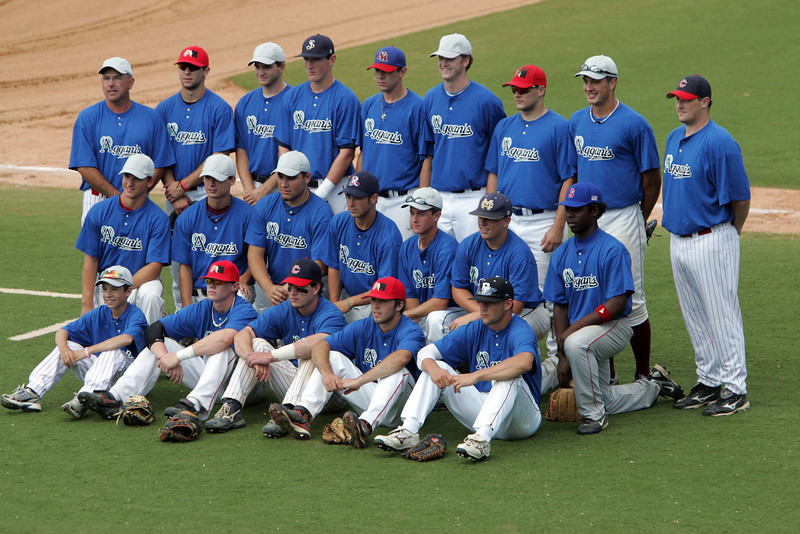 The north team at the Agganis baseball classic Sunday July 11, 2010. Item Photo/ Reba M. Saldanha