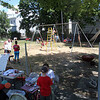 The Williams Ave playground clean up Saturday July 10, 2010. Item Photo/ Reba M. Saldanha