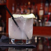 the Blue Ox 'Coolcumber Breeze' cocktail with Hendrick;s gin, cucumber puree, and a salted cucumber garnishSunday July 11, 2010. Item Photo/ Reba M. Saldanha