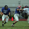 brett Frongillo of Groton the Agganis All Star football classic at Manning Field Thursday July 15, 2010. Item Photo/ Reba M. Saldanha
