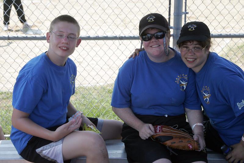 Atheletes at the Agganis Special Olympics at Saugus High Shcool Saturday July 17, 2010. Item Photo/ reba M. Saldanha