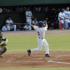 Tyler Kuehl at bat at the North Shore Navigators game Wednesday July 28, 2010. Item Photo/ Reba M. Saldanha