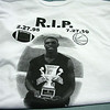 Tee-shirt to help pay for Fort's burial.