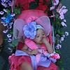 Callia Fiore as a fairy, Horribles paraded, Nahant.