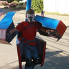 James Lang, Transformer tank, Horribles Parade, Nahant