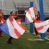 Drum and Bugle Competition at Manning Field on Saturday. Jersey Surf of Camden County NJ was the second band on the field