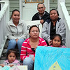 The Ouk Family at their 11 Rockaway Ave house on Oct 20, 2010. Picture clockwise from bottom left are Cynthia Chan, Serey Ouk, Chrean Ouk, Chivy Chum, Arryanna chan, and Chantrea Ouk. Item Photo/ Reba M. Saldanha