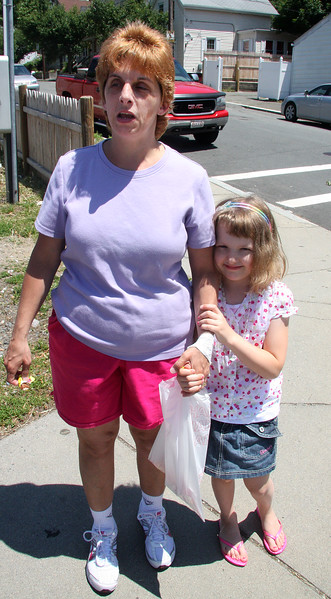 Donna Langlais and her daughter Ashley.