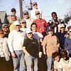 Photo from a past trip on display at North Shore Community College's Remembering Katrina Celebration Wednesday Feb 23, 2011. Item Photo/ Reba M. Saldanha