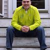 Bob Catinazzo poses at his Saugus home Friday April 8, 2011. Item Photo/ Reba M. Saldanha