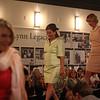 Mayor Judy Kennedy models fashions by designer Sara Campbell  at the Wearable Art fashion show at the Lynn Museum Thursday May 12, 2011. Item Photo/ Reba M. Saldanha