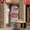 Wendy's on Boston Street in Lynn is being repaired after the car accident.