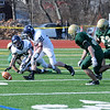 Thankgiving game Lynnfield vs N. Reading.<br /> #21 Alexander Pascucci and #31 Daniel Ashwell both Lynnfield, #53Michael Moscaritolo and #33 Ryan Wicker both N. Reading.