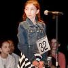 Lynn city Hall Auditorium.<br /> Carolie Clarke, grade 5, Sacred Heart School, Haverhill.