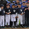 Opening day for the Wyoma Little League on Saturday. Photo by Owen O'Rourke