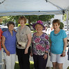 Members of the 71 year old Saugus Garden Club, Laura Taglieri, Donna Manoogian, president, Kathleen Nadeau, vice president, Ruth Berg, Barbara Ciampi and Susan Hobbs.