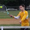 Brady Ryan, first singles St. Mary's Tennis at Lynn English High.