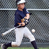 Nahant's Joe Marini (8) swings during their game against Pine Hill at Walter Flynn Field on Thursday, July 5. Item Photo / Angela Owens.