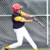 Pine Hill's Josh Mateo (11) swings during their game against Nahant at Walter Flynn Field on Thursday, July 5. Item Photo / Angela Owens.