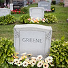 Flowers and shrubs planted in Riverside Cemetery may be removed due to a safety concern for workers, on Thusday, July 31. Item Photo / Angela Owens.