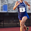 Regina Loiacano competes in the women's one hour run at Manning Field on Monday, August 11. Item Photo / Angela Owens.