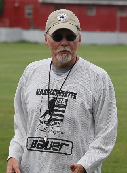 Ed McNeill, Lynn English soccer coach.