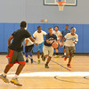 Lynn,Kipp Academy.  Program for kids.  Basketball.<br /> lft to rt:  Algha Barry on lft, as Christopher Gomez dribbles up the court. More and more kids came as the afternoon worn on.