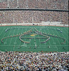 ARa0041wvu football new stadium view from press box 1980 band interneg