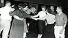 Students Square Dancing, West Virginia University