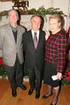 "Wiliam Castro, Manhattan Borough Commissioner, New York City Department of Parks & Recreation, Honorable Antonio Bandini, Consul General of Italy in New York & <a href=""http://www.treesny.com/trees_board_staff.htm"">Margaret Ternes</a>"