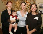Melissa Berkey Gerard, Alexandra Villano & Helen Rosenthal