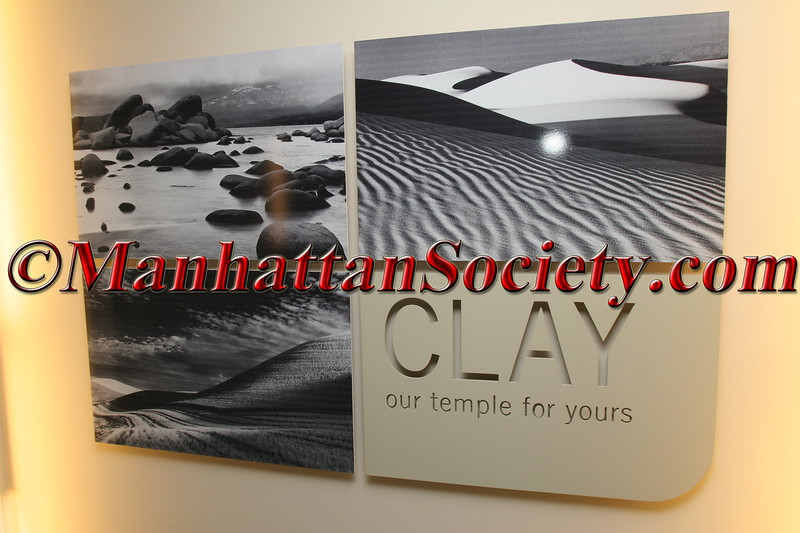 CLAY Club/ Spa Holiday Party