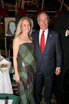 Karen Lefrak with Mayor Michael Bloomberg