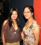 Susan Shin & Syl Tang attend Grand Opening of Sara Tecchia Roma-New York Gallery on Thursday, September 15, 2005 at the Sara Tecchia Roma-New York Gallery, 529 West 20th Street, New York City, NY (PHOTO CREDIT: ©2005 Manhattan Society.com by Chris London)