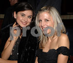 Actress Oksana Lada & Designer Anne Bowen