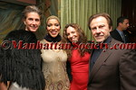 Somers Farkas, Grace Hightower De Niro, Daphna Kastner & Harvey Keitel