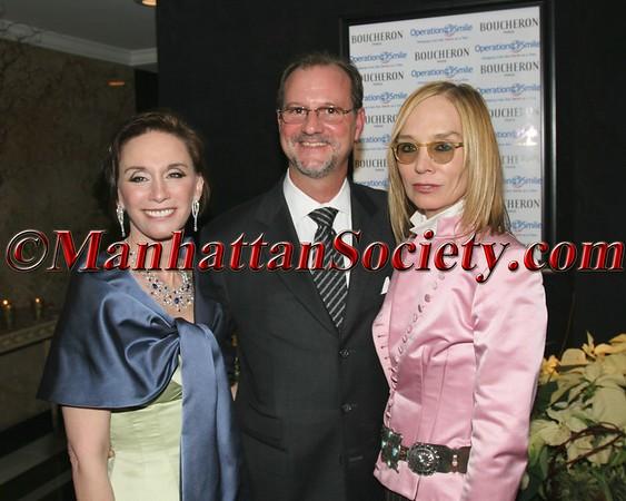 Michele Gerber Klein, Dale Brown & Maggie Norris