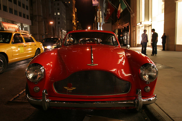 New York City Concours d'Elegance Cocktail Launch Party at Salvatore Ferragamo on 5th Avenue